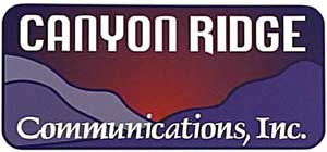 Canyon Ridge Communications